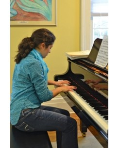 Stamford Summer Private Instruction - Piano