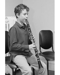 Private Instruction - Clarinet