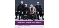 Emerson Quartet Concert Broadcast