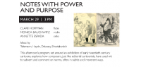Concerts at the OSilas- Notes With Power And Purpose