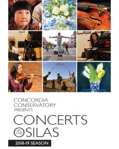 Concerts at the OSilas- 3 concert series subscription