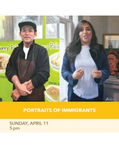Portraits of Immigrants Concert Broadcast