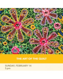 The Art of the Quilt Concert Broadcast