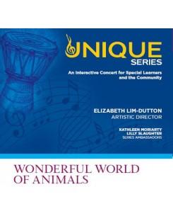 UNIQUE Concert Series May 1 MIDDLE & HS Concert